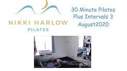 30 Minute HIP Pilates - August 2020