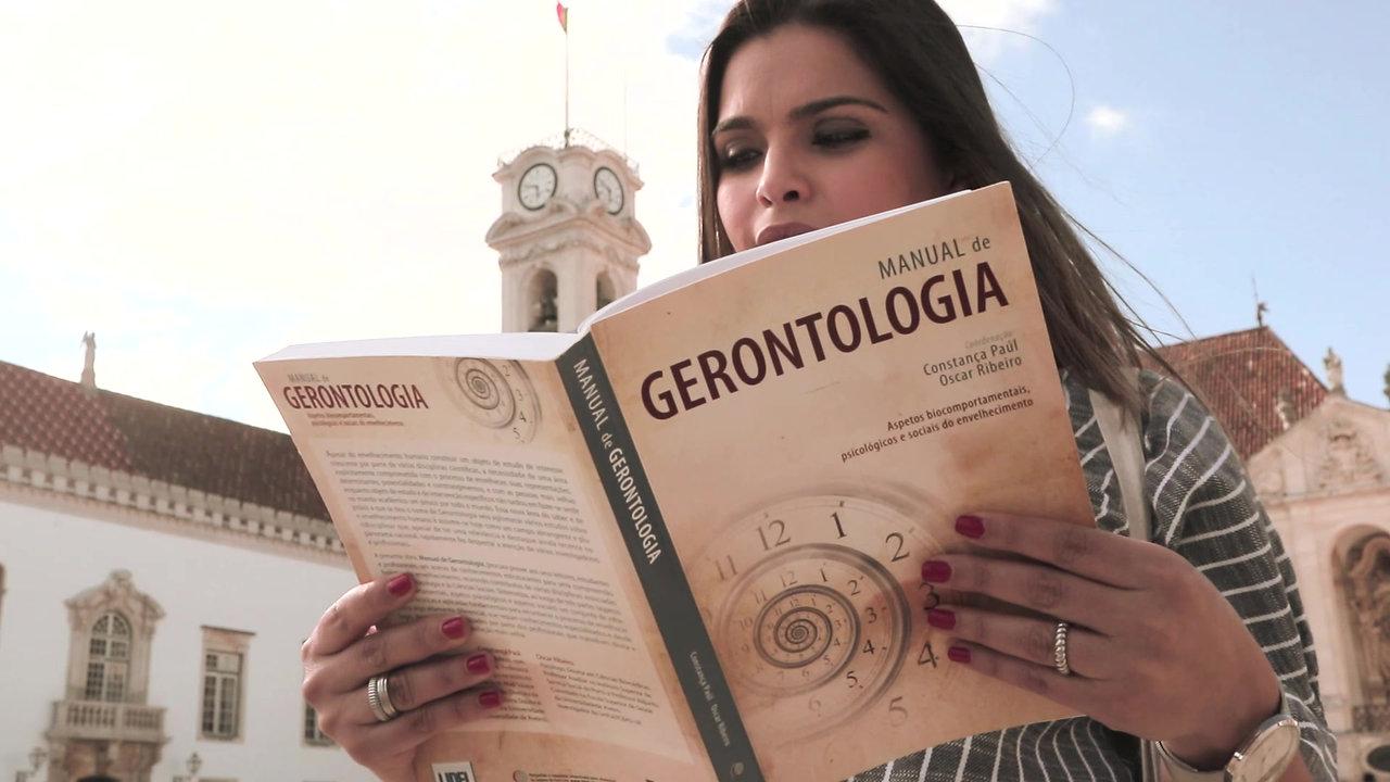Gerontóloga Carolina Antunes