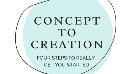 Video #1 Concept to Creation