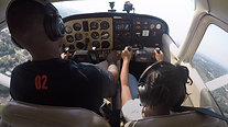 Pilot Introduces Black Children to Aviation with Free Flight Lessons