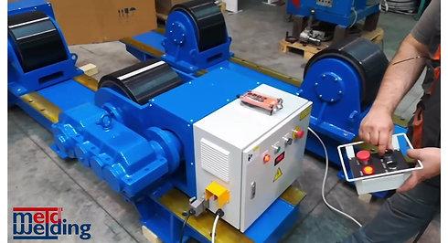 MetaWelding - Virador Serie MW R