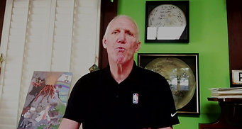 Bill Walton Honors Ricky Palermo On Receiving The Major Donald Holleder Award