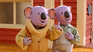 The Koala Brothers. Lolly's Puppet Show. Children's Animation Series. (1)