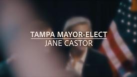 Jane Castor - Tampa Mayor