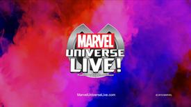 Marvel Universe Live Trailer