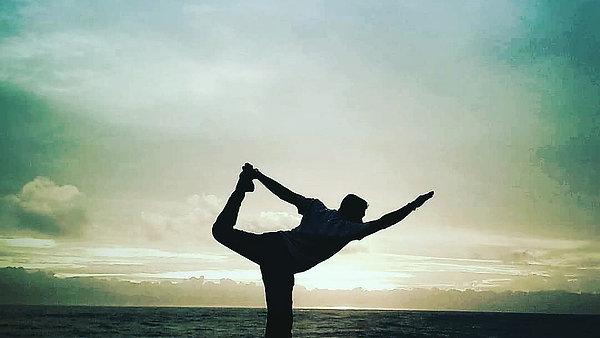 Yoga in Sri Lanka with Ranjan