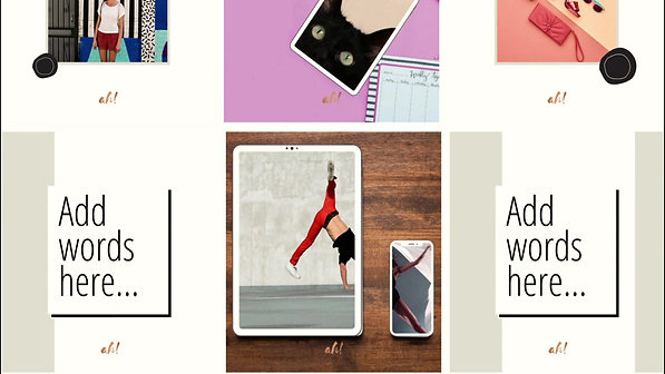 The ah! Eye-Catching on Insta Toolkit