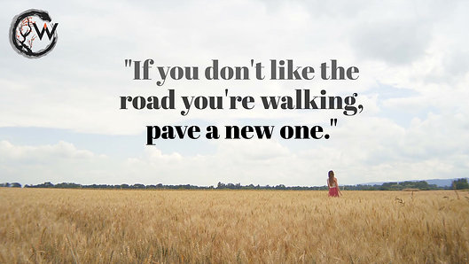 Pave a New One
