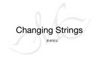 Changing Strings