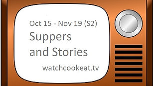 Suppers and Stories
