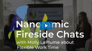Molly LaPlume on Flexible Work Time at Nanoramic