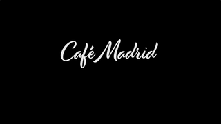 Welcome to Cafe Madrid