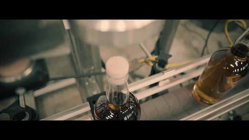 Boones Bourbon Bottling Process