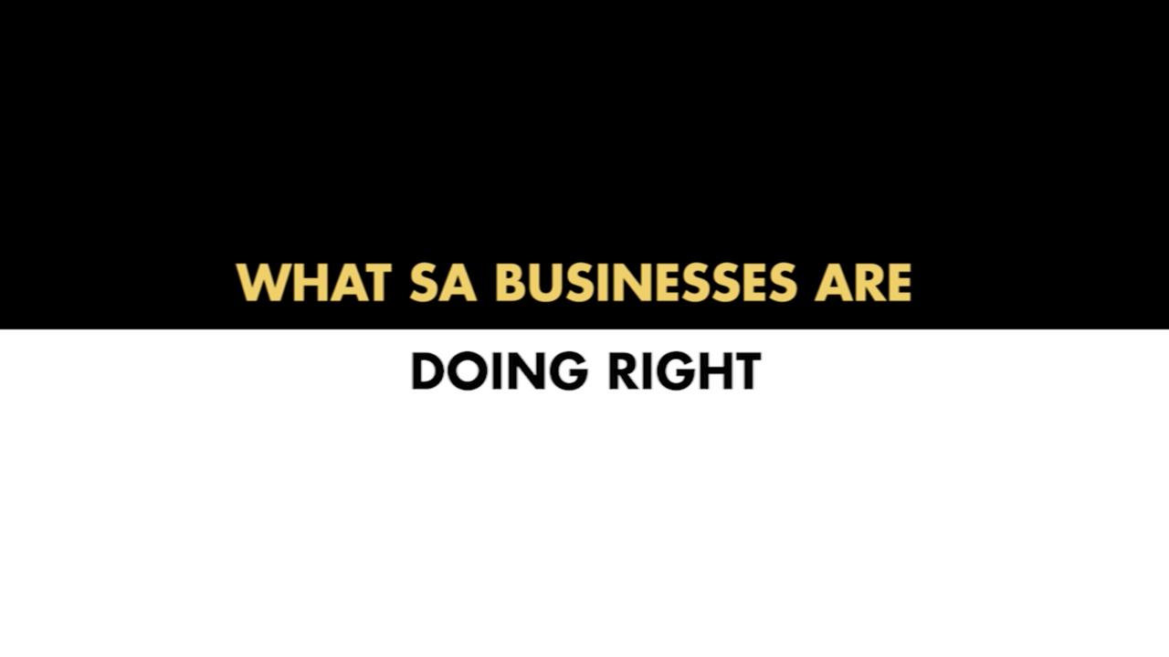 Power of JA - SA Businesses