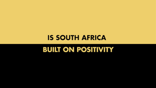 Power of JA - Is SA built on positivity