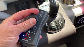 Dockmate® Volvo IPS install with the Dockmate Twist. Fully proportional joystick remote! (1) (1)