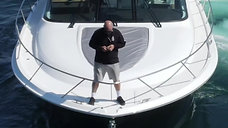 Dockmate Wireless Remote Control with Twist for PODs joystick aboard 2021 Tiara C53 with Volvo IPS!