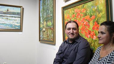 Персональная выставка Павла Еськова (2019 г.)
