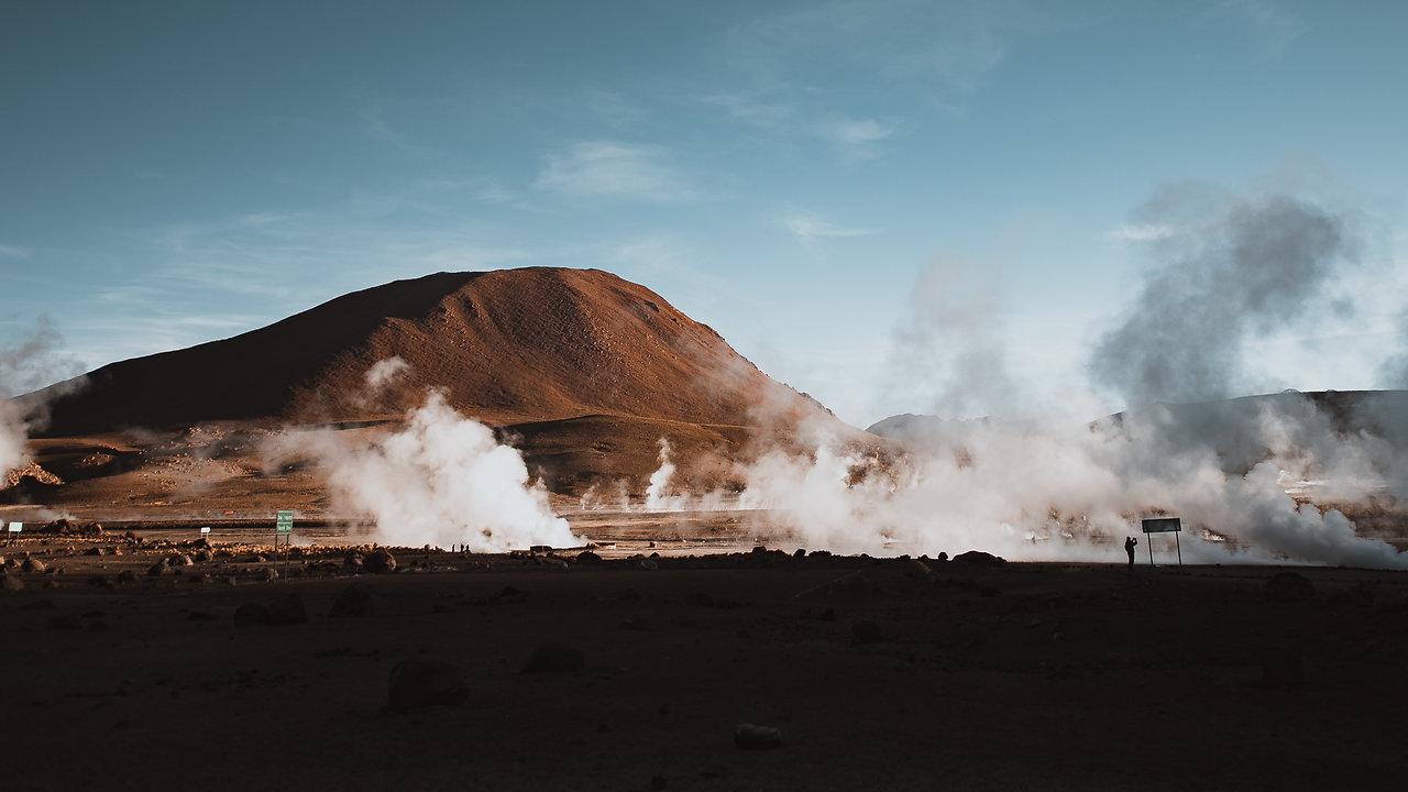 ATACAMA DESERT by TINOCO