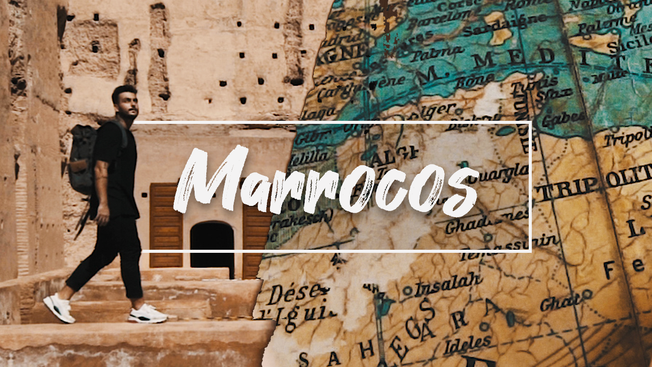 MOROCCO THROUGH MY LENSES