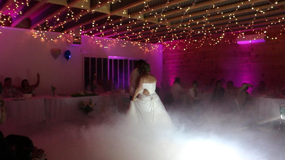tapis de fumée