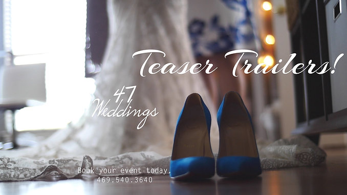 47 Weddings Teaser Trailers