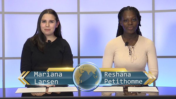 Newscast TUES 1-29