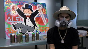 Tag Heuer Alec Monopoly - ITW for Malaisie