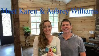 Karen & Aubrey Williams