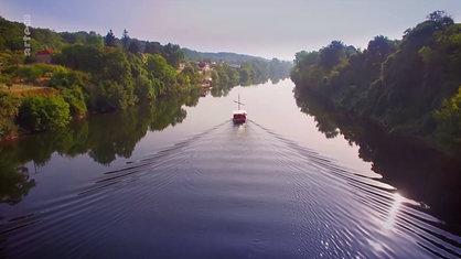 Suivre La Dordogne