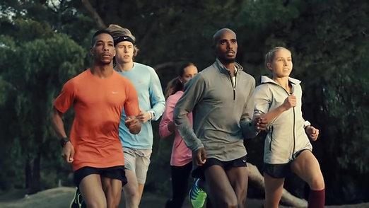 Мотивирующая реклама Nike