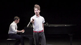 """Don't Let Me Go"" at Northwestern University Musical Theatre Showcase"