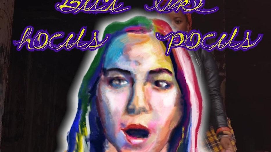Artistic Poetry Video