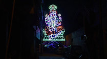 Botanical Cosmos Bengaluru | Electric Shiva