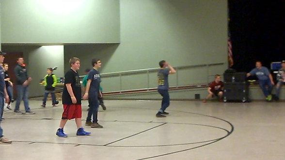 Teen180: Dodgeball