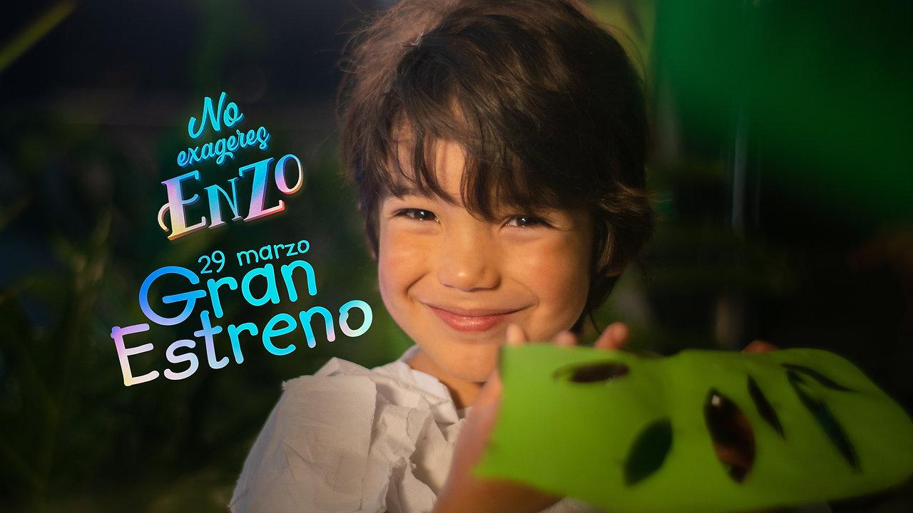 Ver Trailer No Exageres Enzo