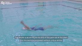 Swim 25 metres