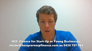 HCF Start Up or Young Business