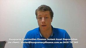 HCF Asset Depreciation to Client