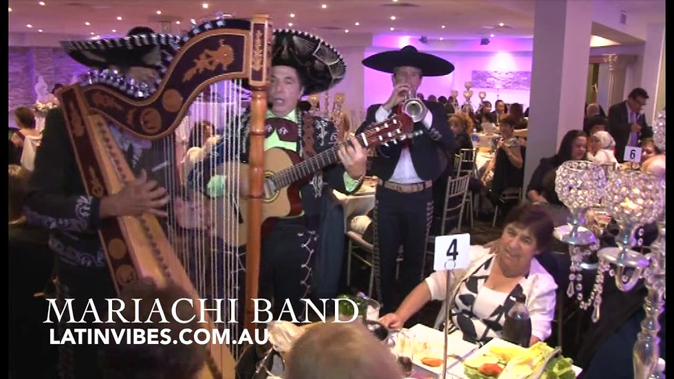 Mariachi Band- Latin Vibes