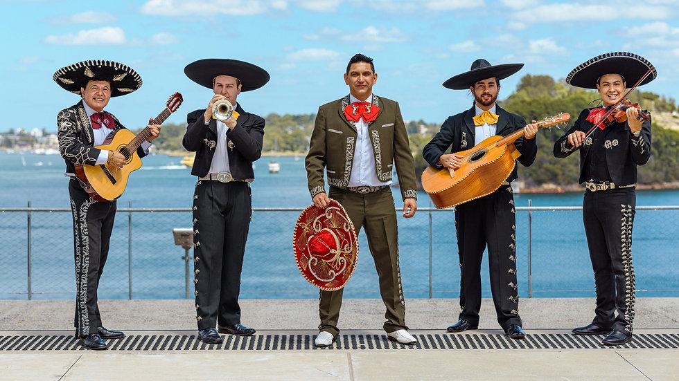 Mariachi Band- Latin Vibes