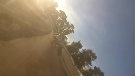 Wavy Rock Track