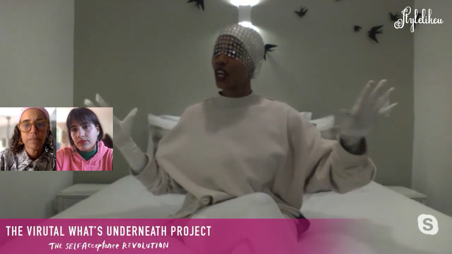 Eliminate Fear and Make Love to Life | What's Underneath Livestream Featuring Bold Mama Elle