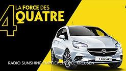 Opel Kreusen im September