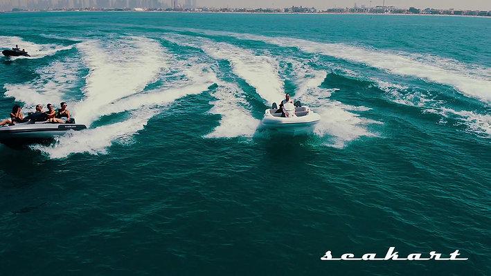 SEAKART cruising