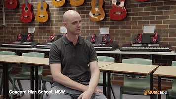Concord High School, NSW