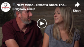 NEW Video - Sweet's Share Their Story!