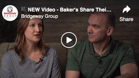 NEW Video - Baker's Share Their Story!