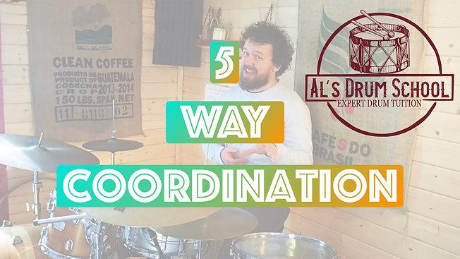 5 Way Coordination