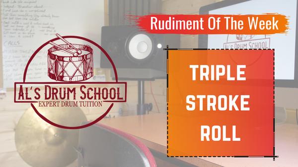 The Triple Stroke Roll